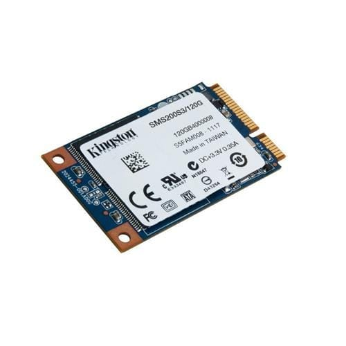 SSD Kingston SSDNow mS200 120GB SATA3 (r550MB/s, w520MB/s)