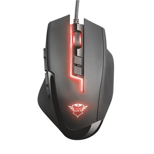 Myš TRUST GXT 164 Sikanda MMO Mouse 21726