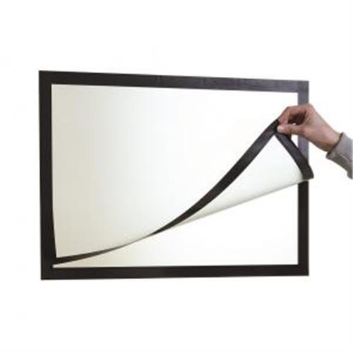 Samolepiaci Duraframe Poster A2, čierny DU499501