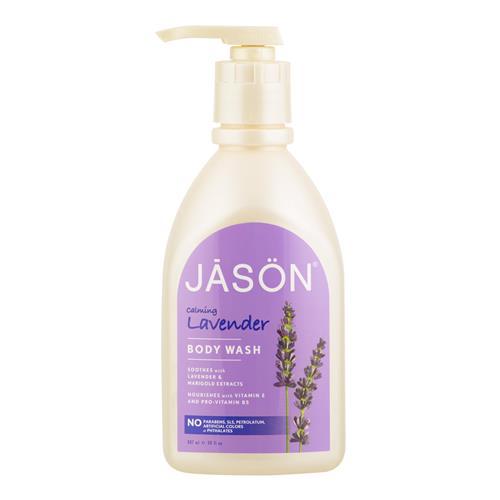 Gél sprchový levanduľa 887 ml JASON 942207