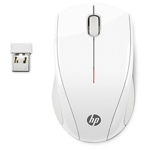 Myš HP Wireless Mouse X3000 Blizzard White
