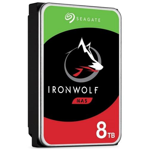 HDD 8TB Seagate IronWolf 256MB SATAIII 7200rpm NAS ST8000VN004