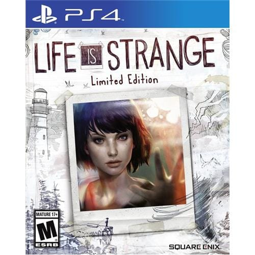 PS4 hra - Life is Strange Limited Edition