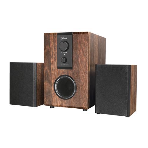Zvuk. systém TRUST Silva 2.1 Speaker Set for pc and laptop 21734
