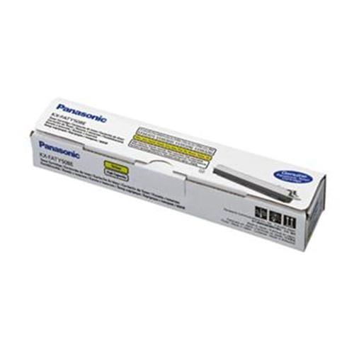 Toner PANASONIC KX-FATY503 yellow KX-MC6020 (2000 str.)