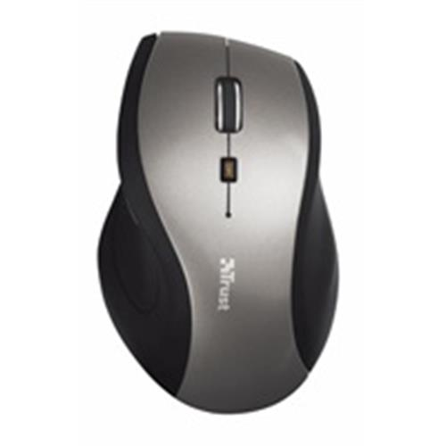 myš TRUST Sura Wireless Mouse - black/grey 19938
