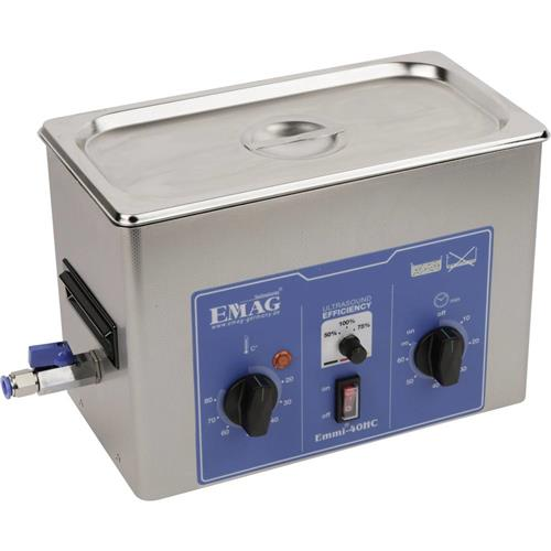 Ultrazvuková čistička Emag EMMI 40HC, 4 l, 250 W, 300 x 155 x 100 mm, nerez 824724