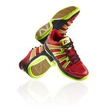 SALMING Race R3 JR 3.0 Red/Safety Yellow 4 UK, 36 2/3 EUR