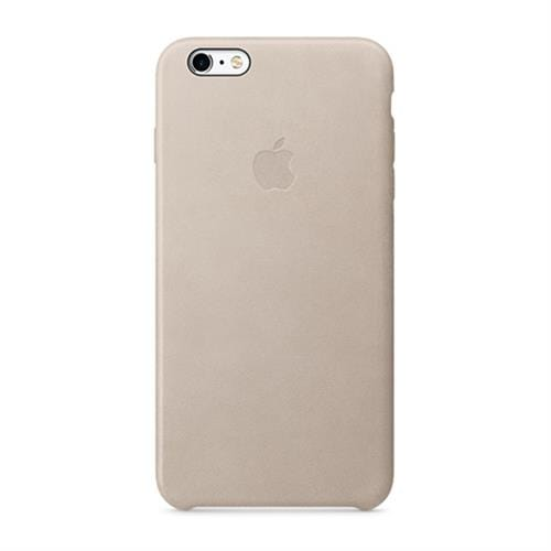 Apple iPhone 6S Plus Leather Case Rose Gray
