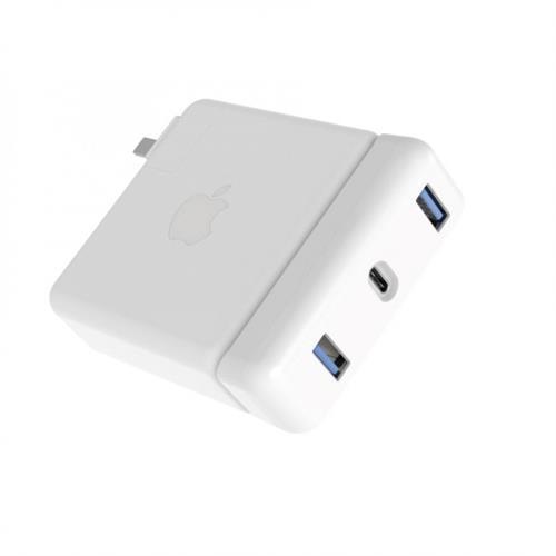 "HyperDrive USB-C hub pre Apple adaptér 87 W a 15"" MacBook Pro HY-HDH06"