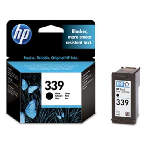 Kazeta HP HPC8767EE BLACK No. 339