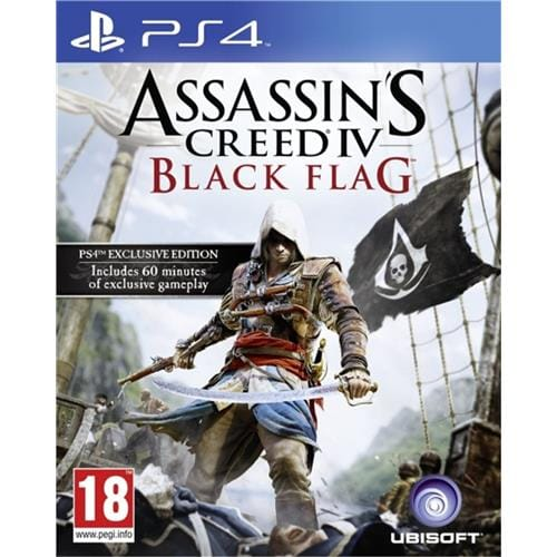 PS4 hra - Assassin's Creed: Black Flag 3307215717820