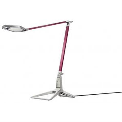 Lampa stolná LED Leitz Style Smart granátová červená ES620828