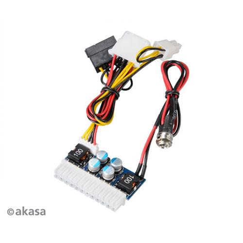 AKASA adaptér 80W DC pre DC ATX power AK-PE080-03
