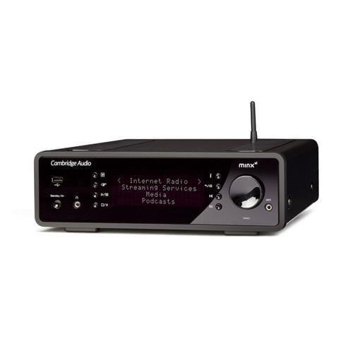 Stereo sieťový receiver CA Minx Xi čierny C10534K