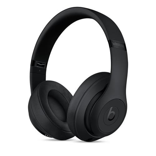 Apple Beats Studio3 Wireless Headphones - Matte Black MQ562ZM/A