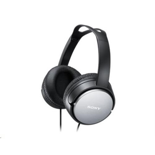 Slúchadlá SONY MDR-XD150 čierne MDRXD150B.AE
