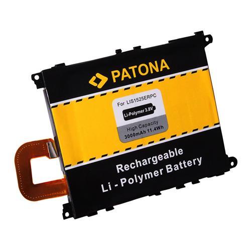 PATONA batéria pre mobilný telefón Sony Xperia Z1 LIS1525ERPC 3000mAh 3.8V Li-Pol PT3092