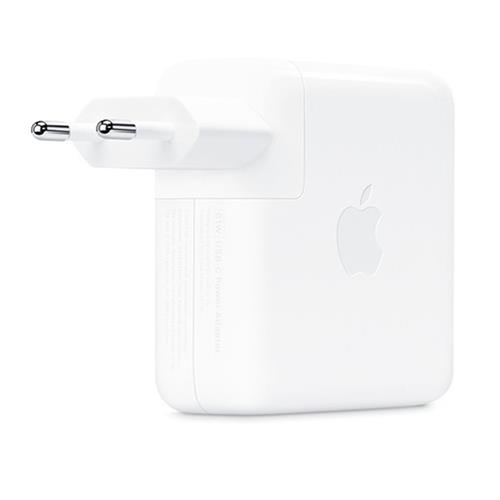 "Apple USB-C Power Adapter - 61W (MacBook Pro 13"" Retina w Touch Bar) mrw22zm/a"