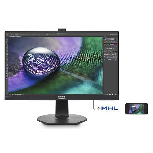 Monitor Philips 272P7VPTKEB, 27'', LED, UHD, IPS, HDMI, DP, rep, pi 272P7VPTKEB/00
