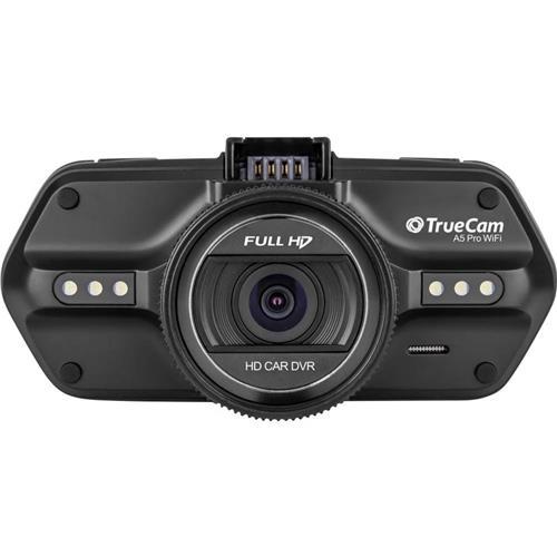 TrueCam A5 PRO WIFI, 110 °, 12 V, 24 V, displej, akumulátor, mikrofon 1644188