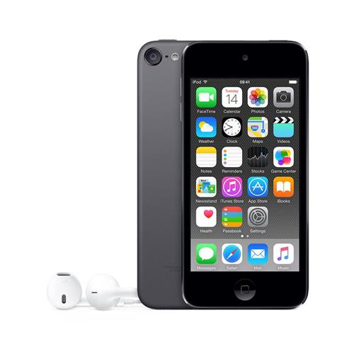 Apple iPod touch 128GB - Space Grey MKWU2HC/A