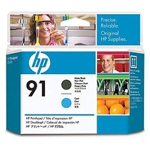Tlačová hlava HP C9460A 91 Matte Black & Cyan DG Z6100