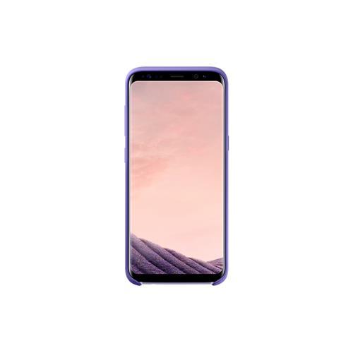Samsung Silicone Cover pre S8 (G950) Violet EF-PG950TVEGWW
