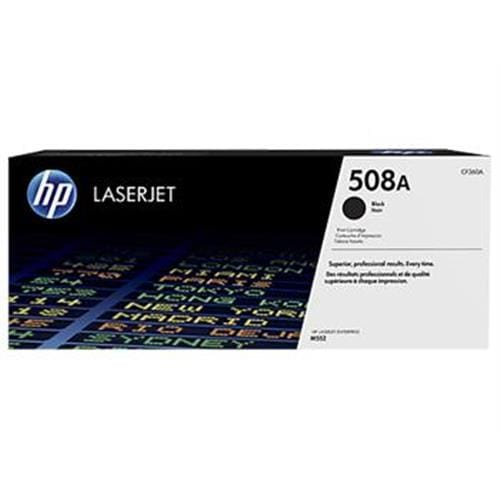Toner HP CF360A HP508A čierny, 6000str.