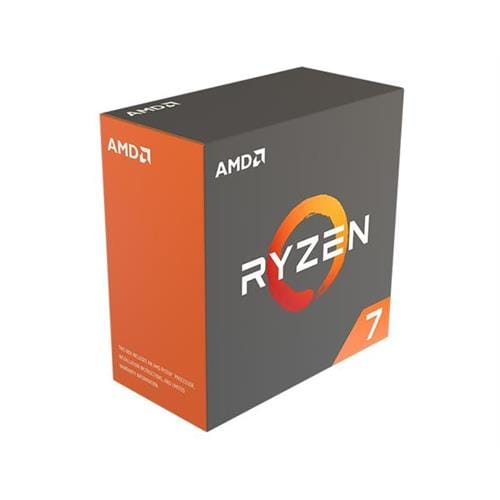 CPU AMD Ryzen 7 1700x, AM4, 20MB Cache, 3800MHz