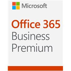 Microsoft Office 365 Business Premium CZ 1rok Medialess