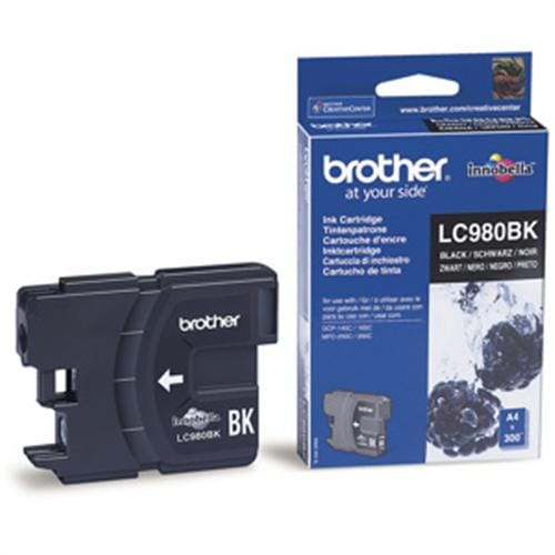 Kazeta BROTHER LC-980 Black DCP-145C/165C
