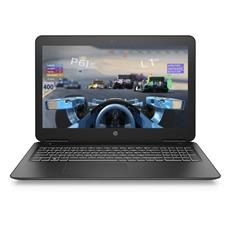 HP Power Pavilion 155-bc412nc FHD i5-8300H/8GB/1TB/NV/2rServis/W10-black