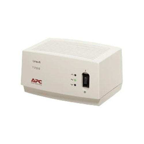 APC LINE-R 1200VA AUTOMATIC VOLTAGE REGULATOR, 230V