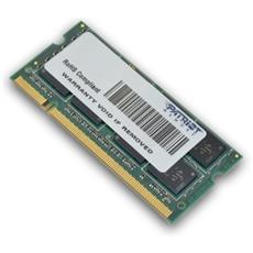 Patriot SO-DIMM DDR2 4GB SL PC2-6400 800MHz CL6