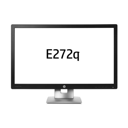 Monitor HP E272q 27'' IPS 2560x1440/350/1000:1/VGA/DP/HDMI/7ms