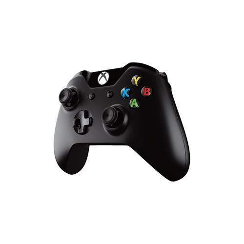 XBOX ONE - Bezdrôtový ovládač Xbox One S čierny 6CL-00002