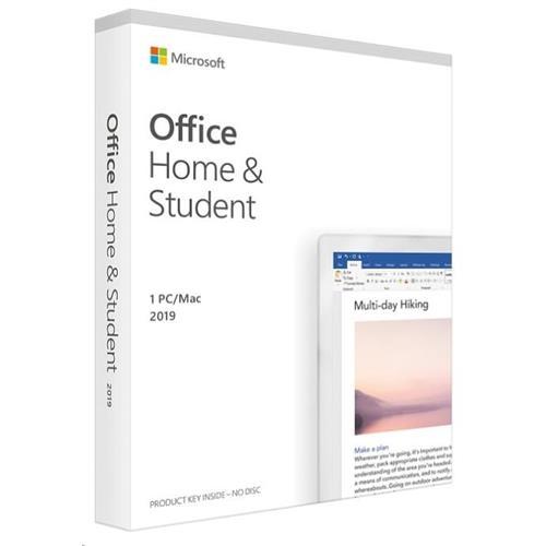 Office 2019 pre študentov a domácnosti Mac/Win ENG 79G-05149