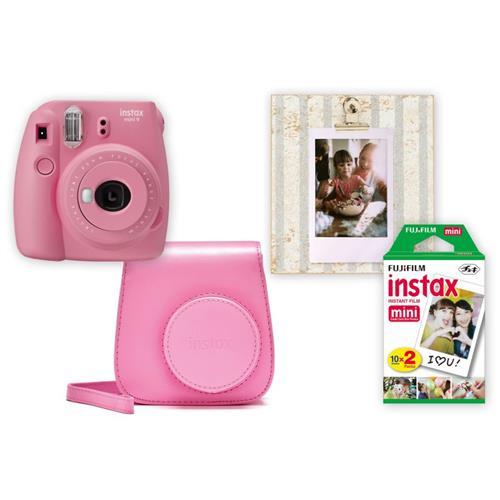 Fujifilm Instax BOX BIG Mini 9 BLUSH ROSE 70100142653