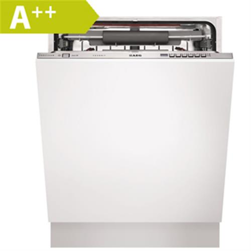 AEG Vstavaná umývačka riadu F78700VI1P biela