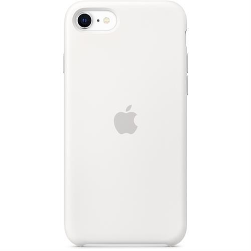 Apple iPhone SE Silicone Case - White MXYJ2ZM/A