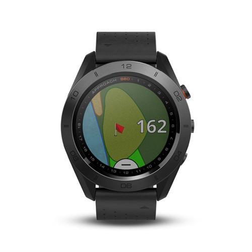 Garmin Approach S60 Black Premium Lifetime 010 01702 02