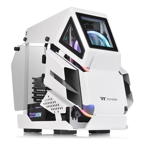 Thermaltake AH T200 Micro Case White Bez Zdroja CA-1R4-00S6WN-00