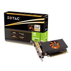 VGA ZOTAC GeForce GT 730 Low Profile, 4GB DDR5, DVI-D, HDMI, VGA