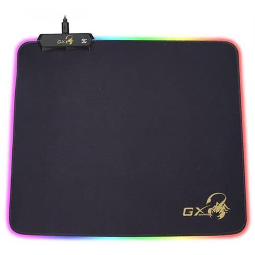 GENIUS GX GAMING GX-Pad 300S RGB podsvietená podložka pod myš 320 x 270 x 3 mm, čierna 31250005400