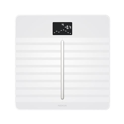 Nokia Body Cardio Full Body Composition WiFi Scale - White WBS04-White-All-Inter