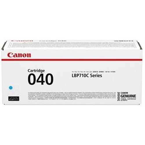 Toner CANON CRG-040 cyan i-SENSYNS LBP710Cx/LBP712Cx (5.400 str.) 0458C001