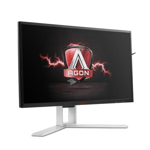 Monitor AOC AG271QX 27W LED 2560x1440 50 000 000:1 1ms 350cd HDMI DP DVI repro