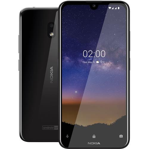 Nokia 2.2 (2/16GB) Dual SIM Black HQ5020DE26000