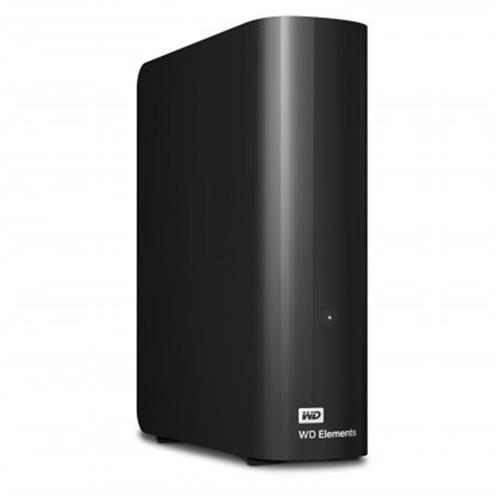 Ext. HDD WD Elements Desktop 8TB, 3,5'', USB WDBWLG0080HBK-EESN
